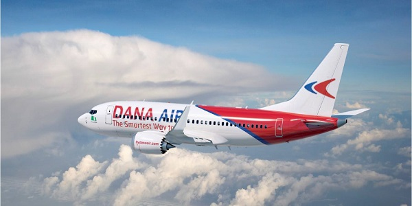 Dana Air Recruitment 2020