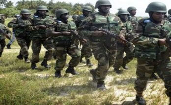 nigerian army basic recruit