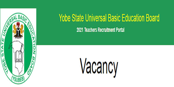 Yobe State Teachers Recruitment