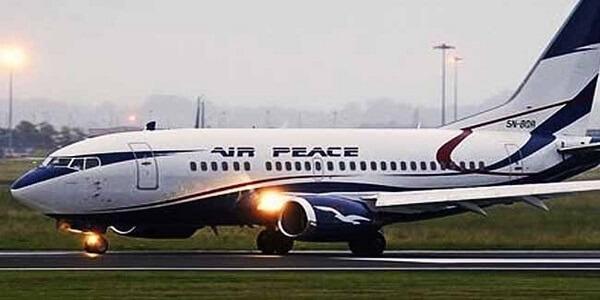 Air Peace Passenger Service Executive